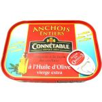Connetable Whole Anchovies in Olive Oil (Anchois Entiers a l'Huile d'Olive) - 100g